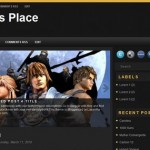 Free Blogger Templates Download: Games Place