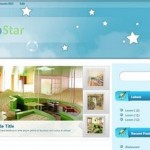 Free Blogger Templates Download: Dilegno Star