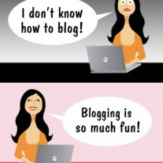 How to Overcome Fear When Blogging