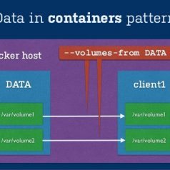 Managing Data in Containers Using Docker Volumes