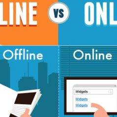 How Much Do We Know about Online vs Offline Marketing?